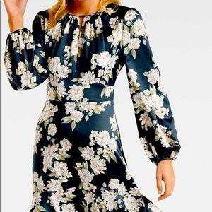 EVERNEW | Floral Dress